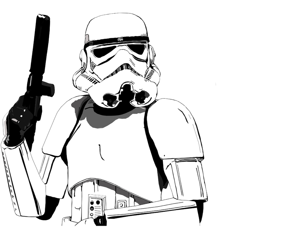 Star Wars Wallpaper: Stormtrooper