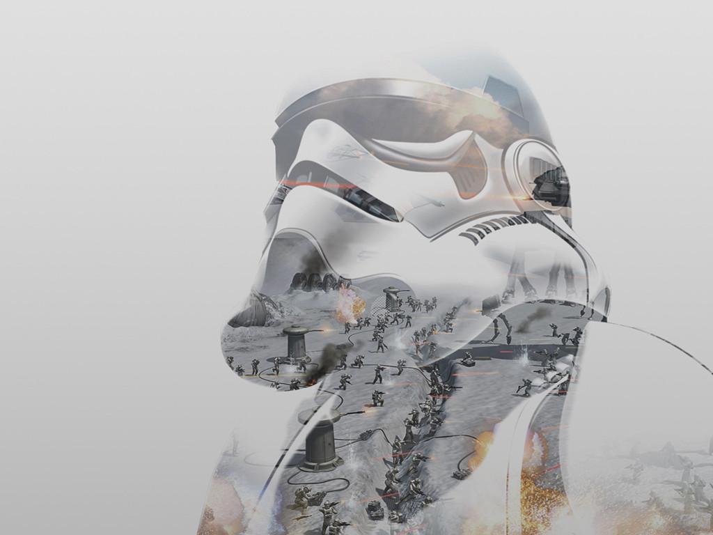 Star Wars Wallpaper: Stormtrooper
