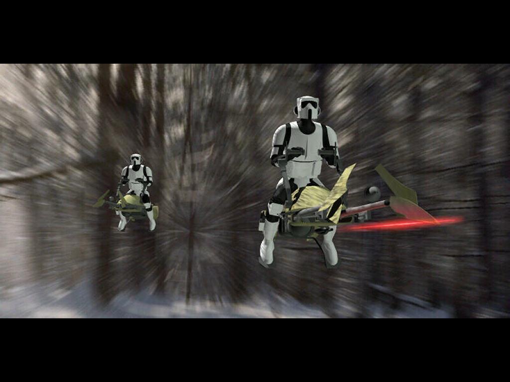 Star Wars Wallpaper: Storm Troopers
