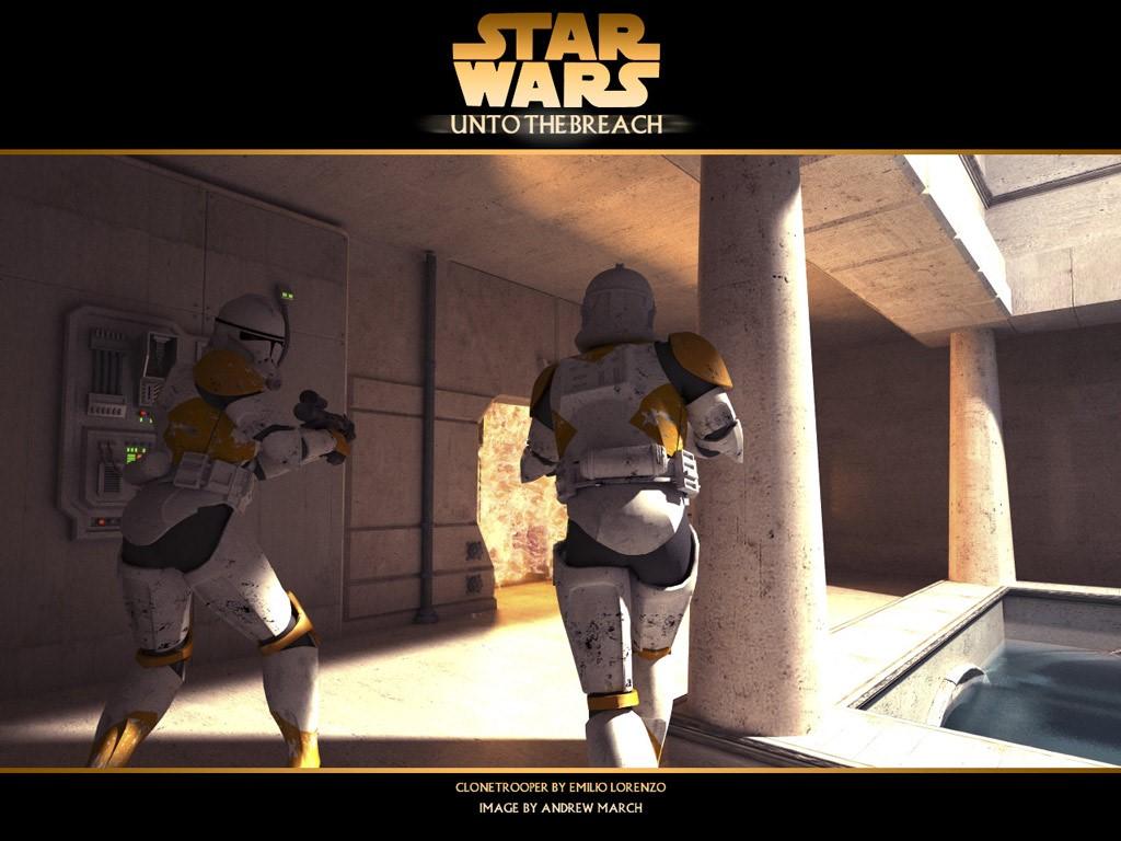 Star Wars Wallpaper: Stormtroopers