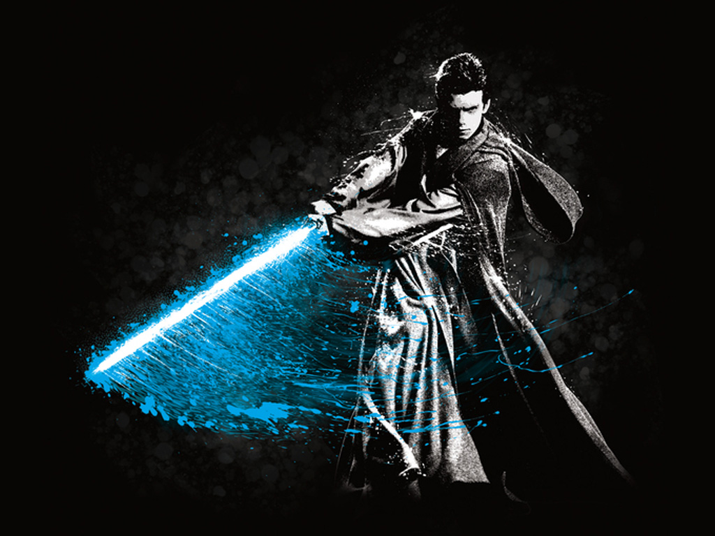 Star Wars Wallpaper: Anakim Skywalker