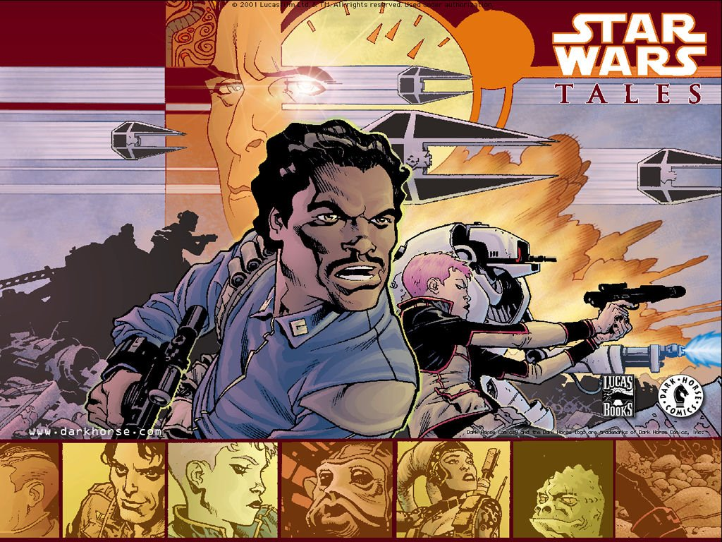 Star Wars Wallpaper: Lando Calrissian
