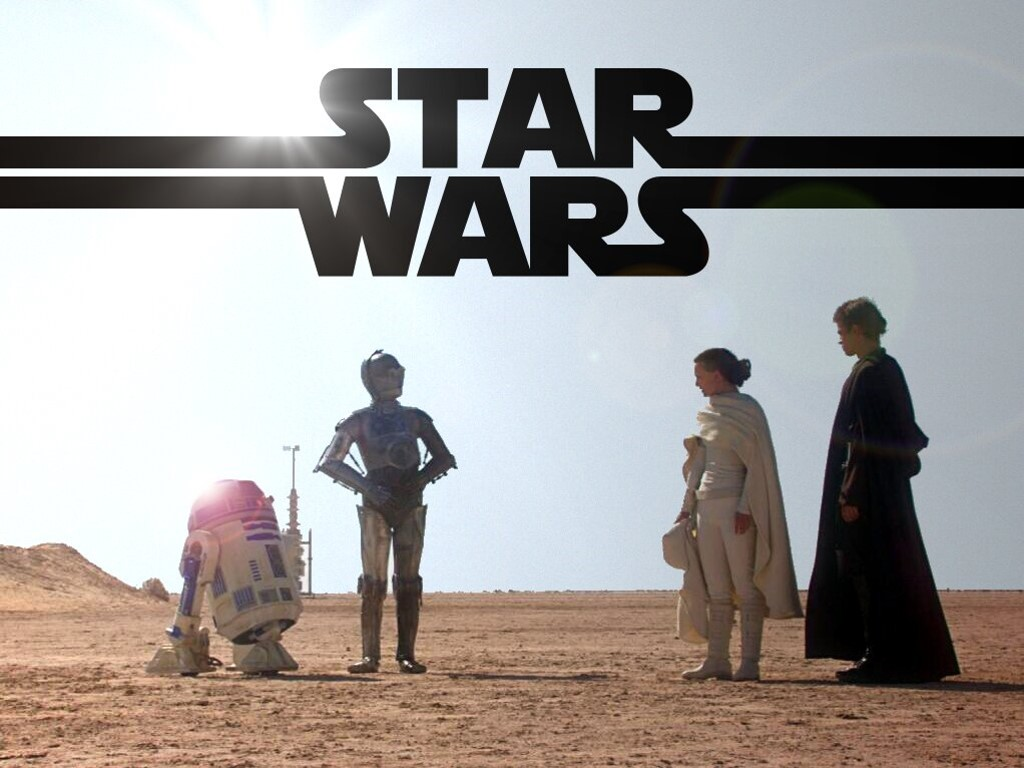 Star Wars Wallpaper: Tatooine