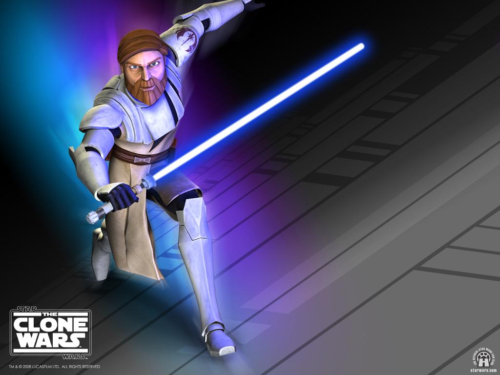 Star Wars Wallpaper: The Clone Wars - General Kenobi