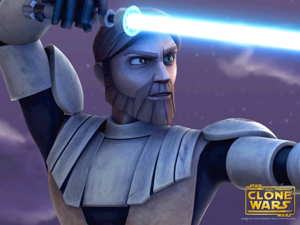 Star Wars Wallpaper: The Clone Wars - General Kenobi
