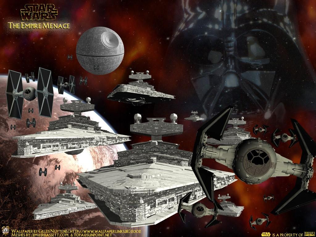 Star Wars Wallpaper: The Empire Menace