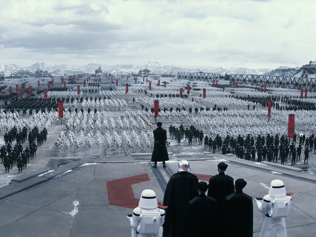 Star Wars Wallpaper: The Force Awakens - First Order