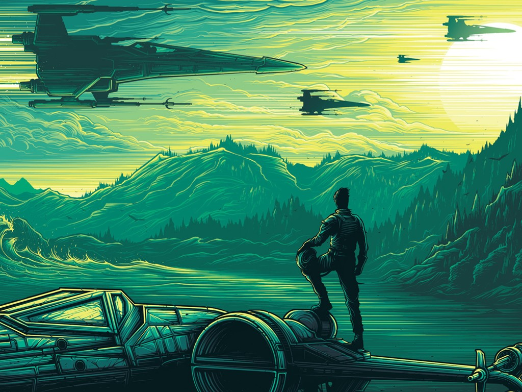 Star Wars Wallpaper: The Force Awakens