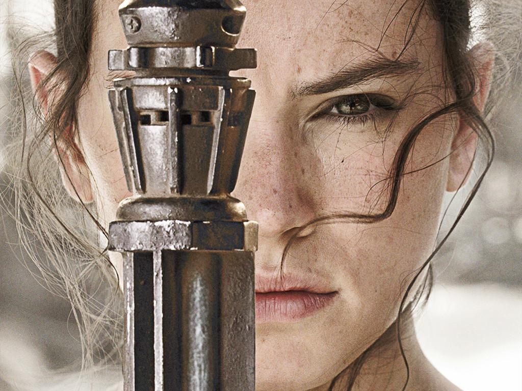 Star Wars Wallpaper: The Force Awakens - Rey