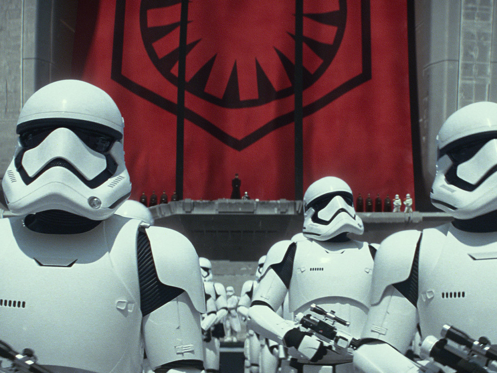 Star Wars Wallpaper: The Force Awakens - Troopers
