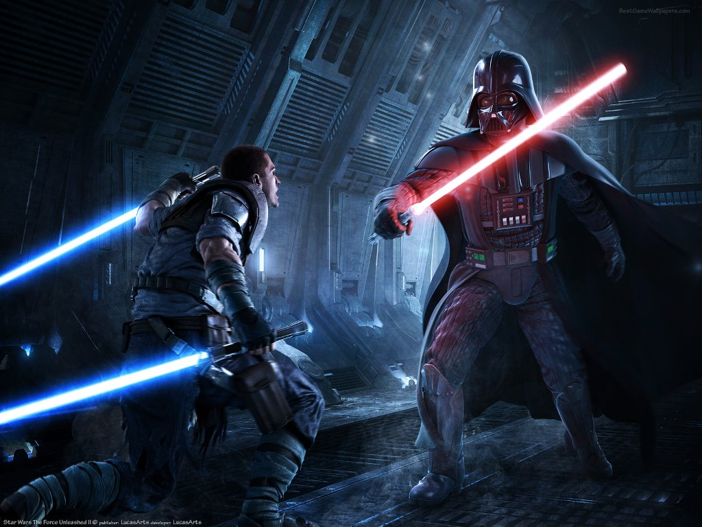 Star Wars Wallpaper: The Force Unleashed II
