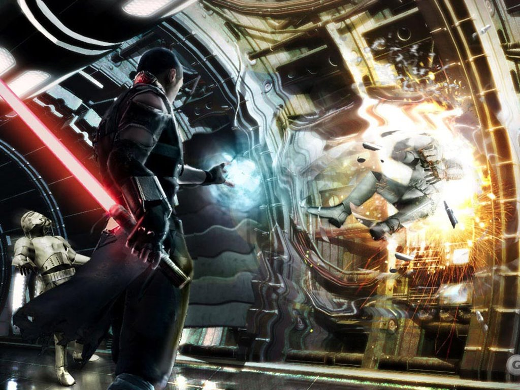 Star Wars Wallpaper: The Force Unleashed