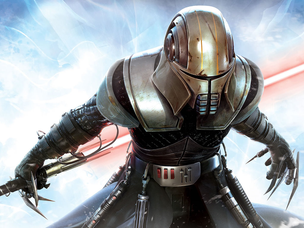 Star Wars Wallpaper: The Force Unleashed - Ultimate Sith Edition