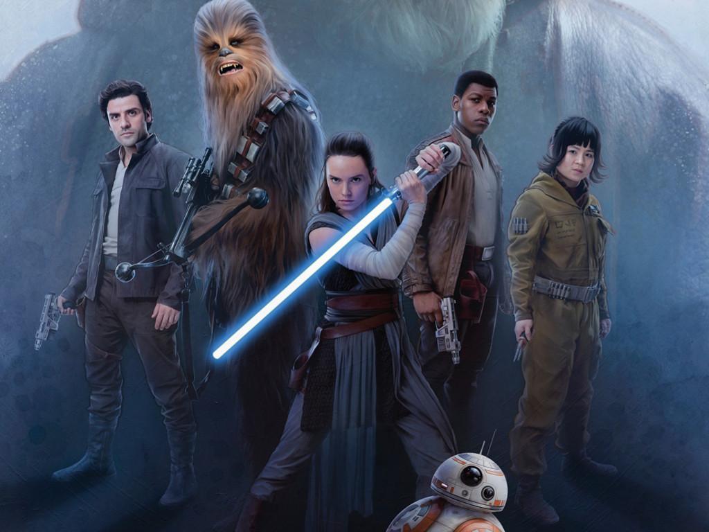 Star Wars Wallpaper: The Last Jedi - Resistance