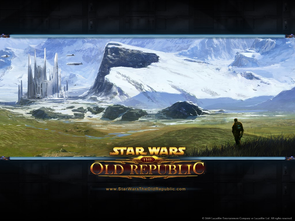 Star Wars Wallpaper: The Old Republic - Alderaan