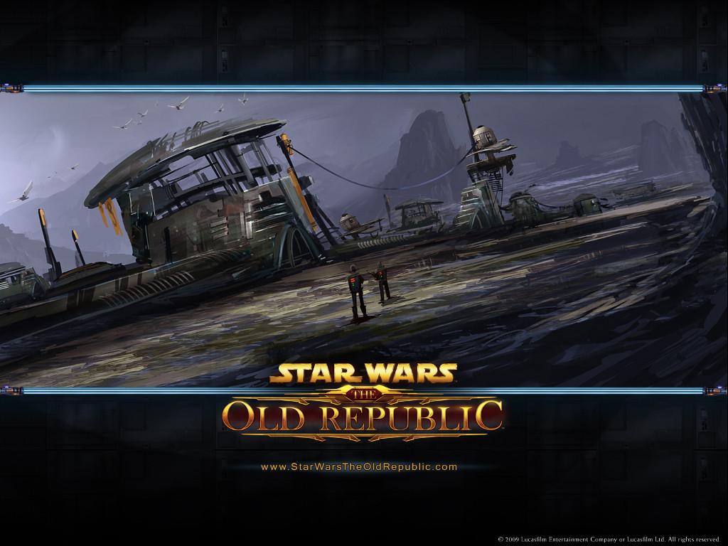 Star Wars Wallpaper: The Old Republic - Balmorra