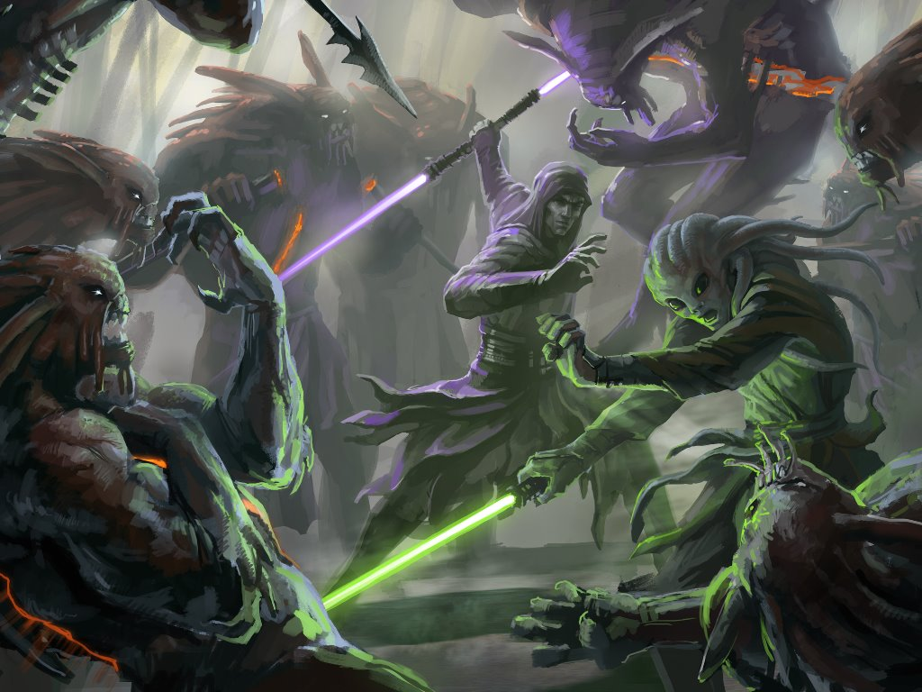 Star Wars Wallpaper: Star Wars - The Old Republic