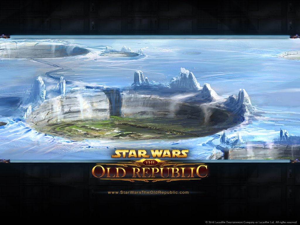 Star Wars Wallpaper: Star Wars - The Old Republic