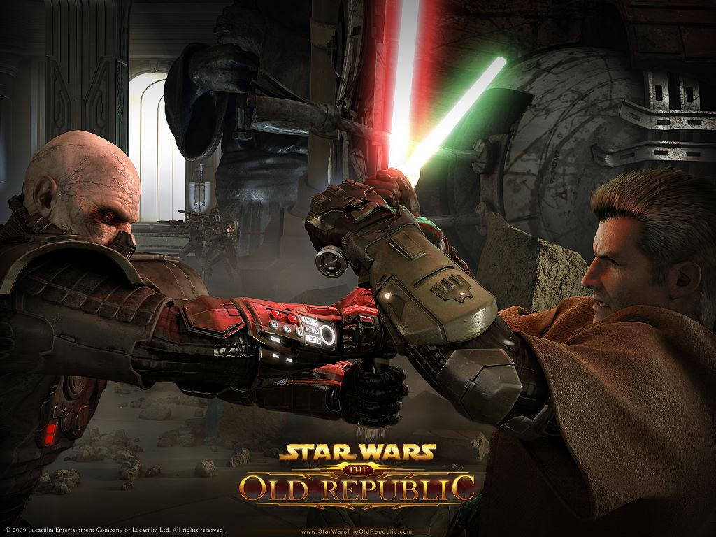 Star Wars Wallpaper: The Old Republic