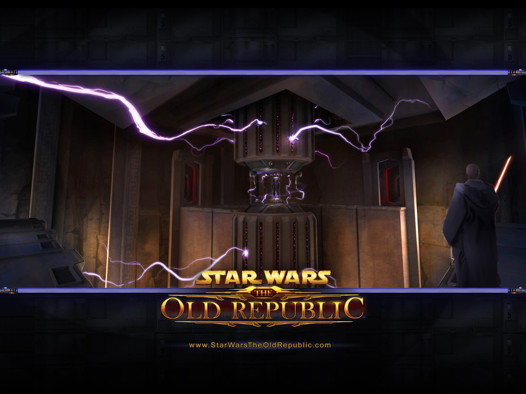 Star Wars Wallpaper: The Old Republic - Sith Tombs