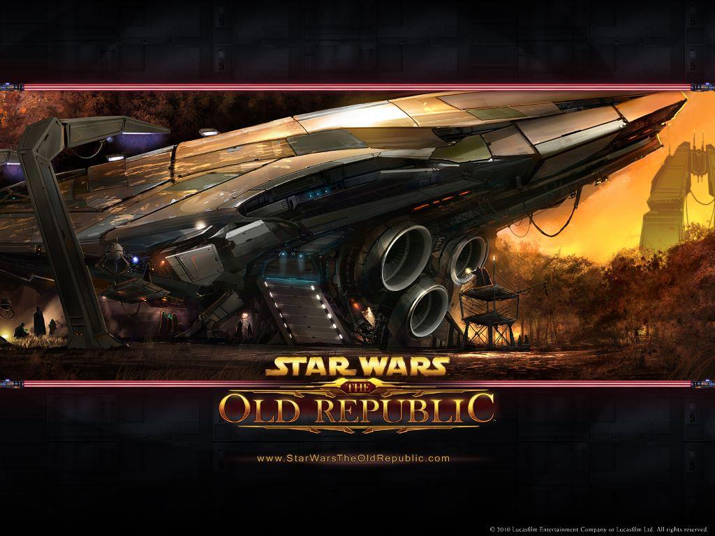 Star Wars Wallpaper: The Old Republic - Voss