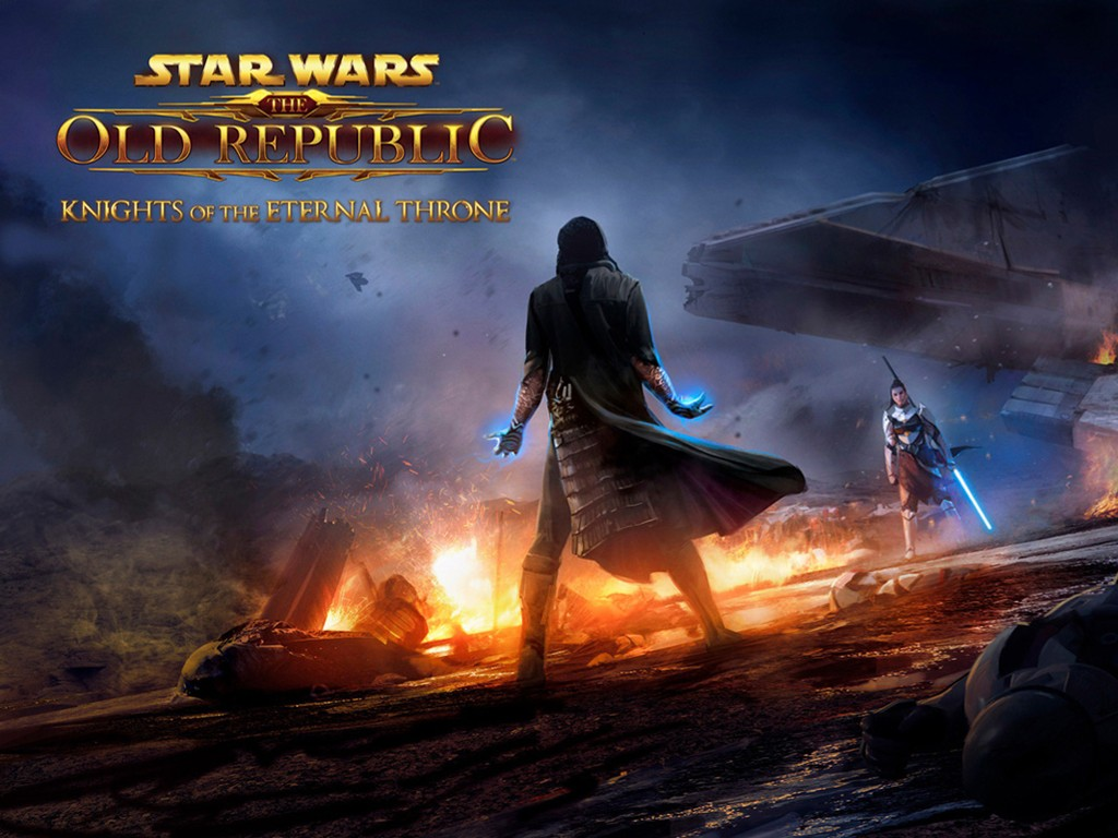 Star Wars Wallpaper: Star Wars - The Old Republic (Knights of the Eternal Throne)