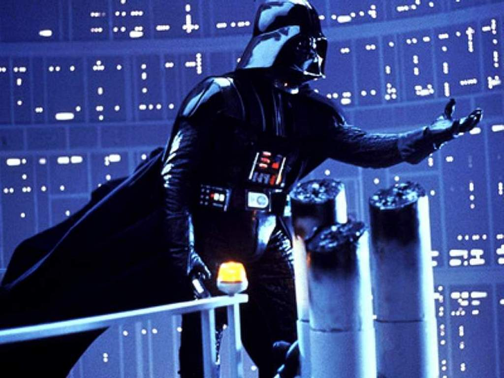 Star Wars Wallpaper: Vader - Hand