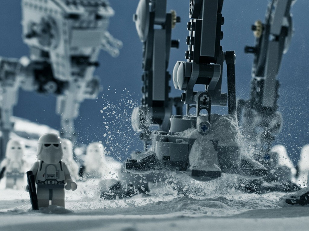 Star Wars Wallpaper: Vesa Lehtimaki - Small Scenes of a Big Galaxy