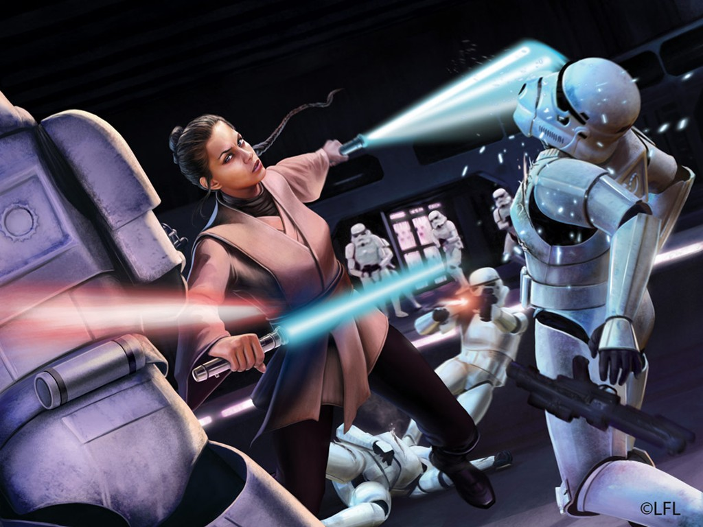 Star Wars Wallpaper: Jedi Master