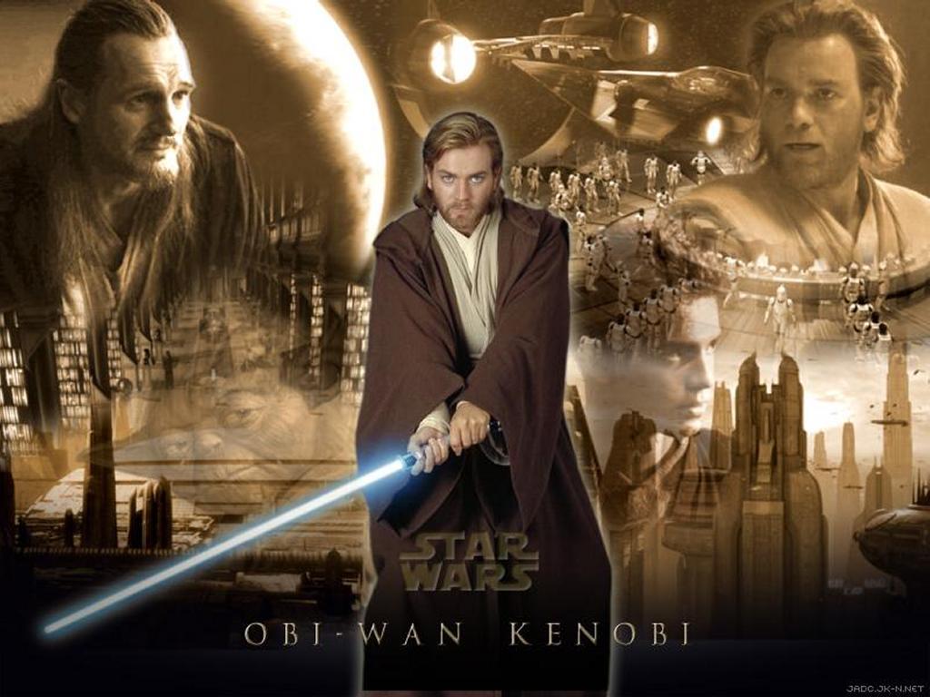 Star Wars Wallpaper: Young Obi-Wan Kenobi