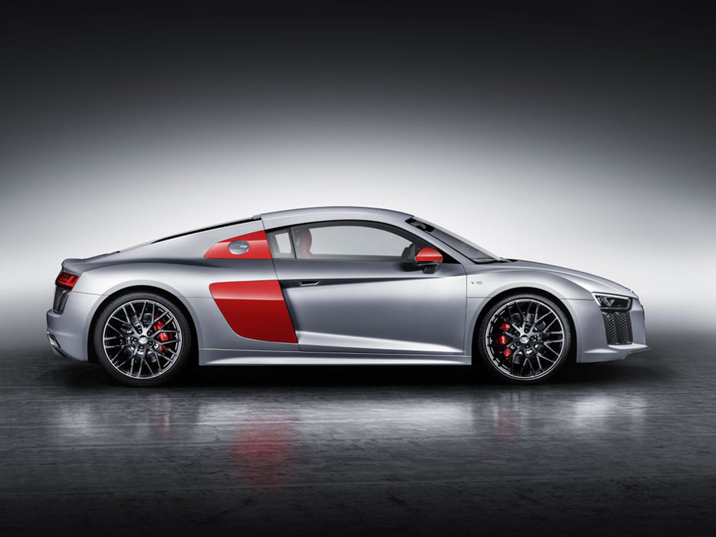 Vehicles Wallpaper: 2018 Audi R8 Coupe Sport Edition