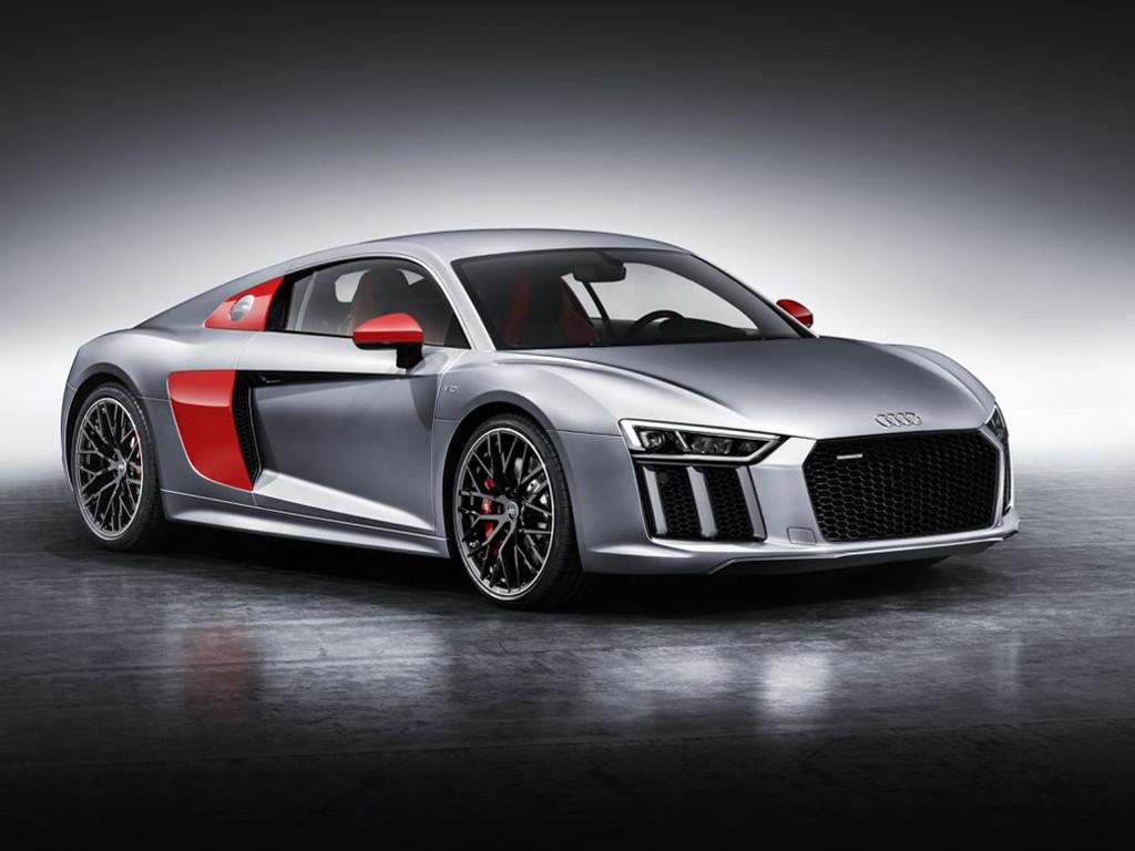 Vehicles Wallpaper: Audi R8 Coupe