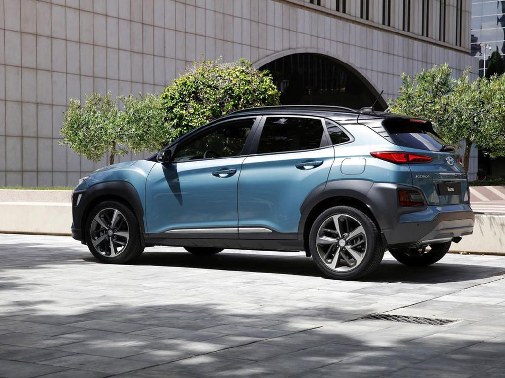 Vehicles Wallpaper: 2018 Hyundai Kona
