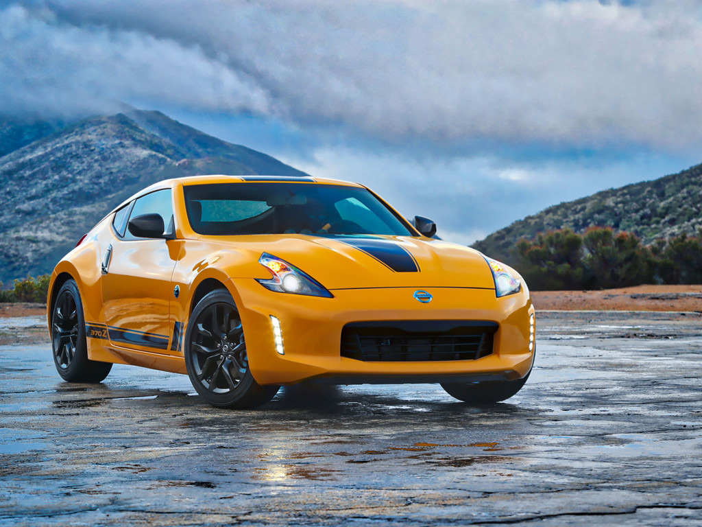 Vehicles Wallpaper: 2018 Nissan 370z Heritage Edition