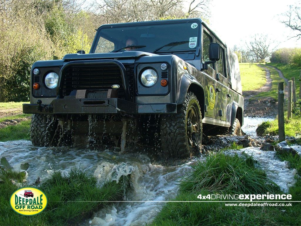 Vehicles Wallpaper: 4x4 Off Road
