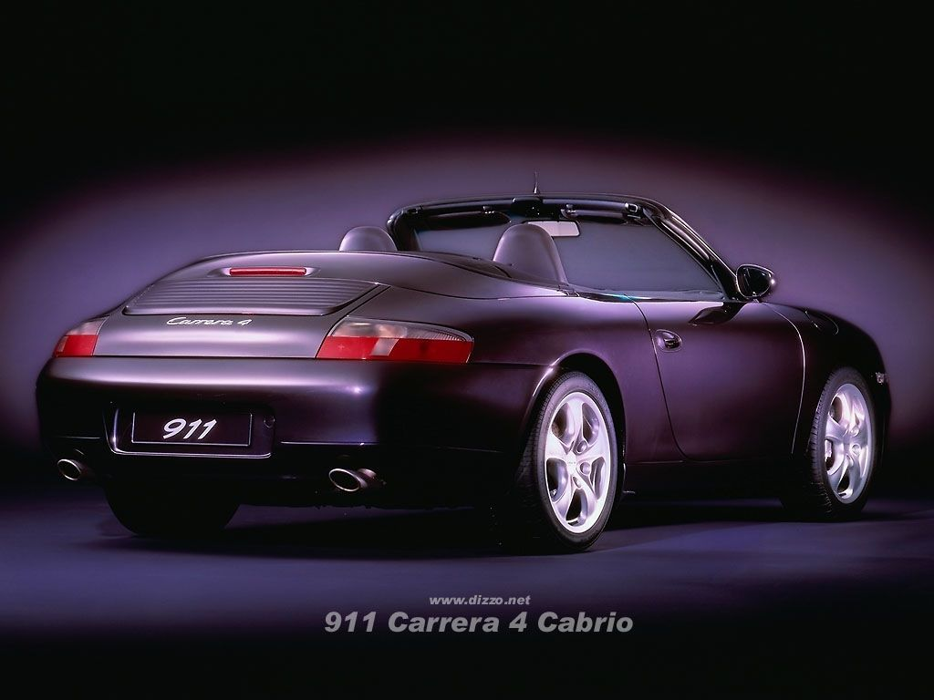 Vehicles Wallpaper: Porsche 911 Carrera