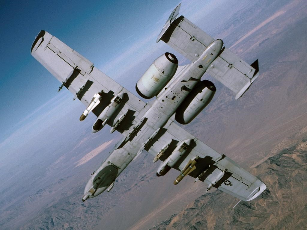 Vehicles Wallpaper: A-10