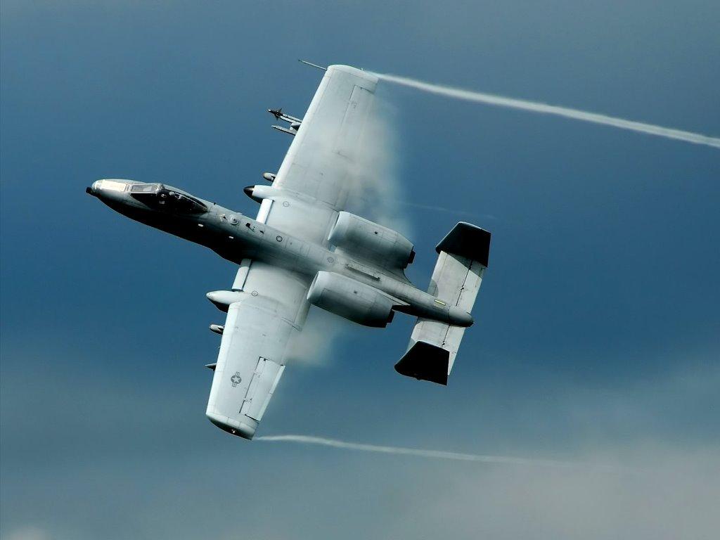 Vehicles Wallpaper: A-10 Thunderbolt