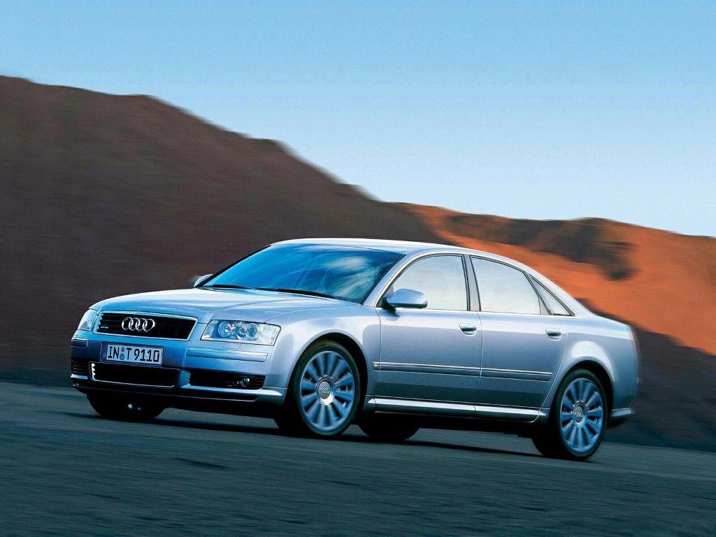 Vehicles Wallpaper: Audi A8 Quattro