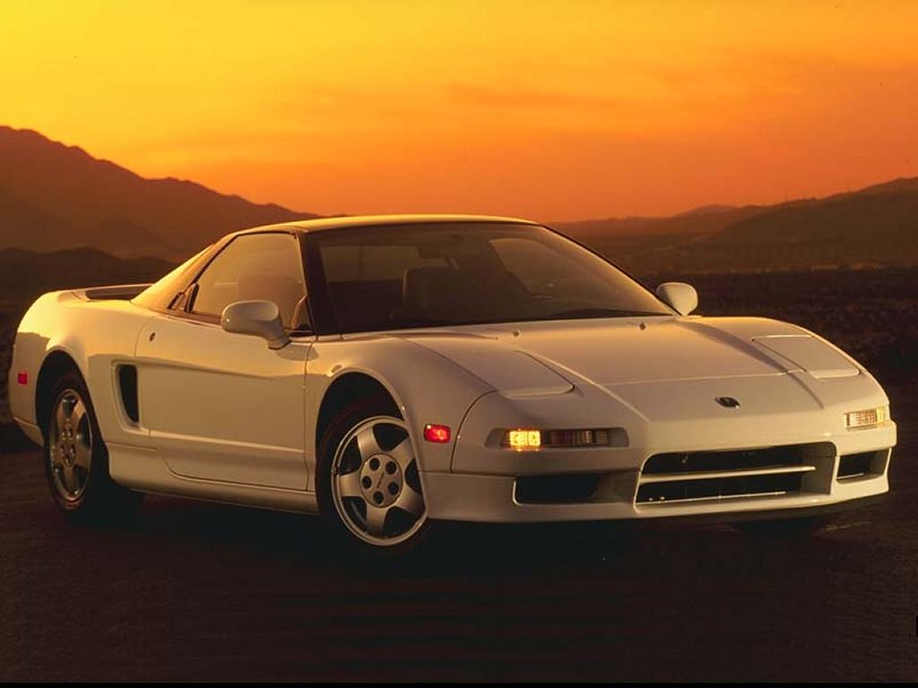 Vehicles Wallpaper: Acura NSX