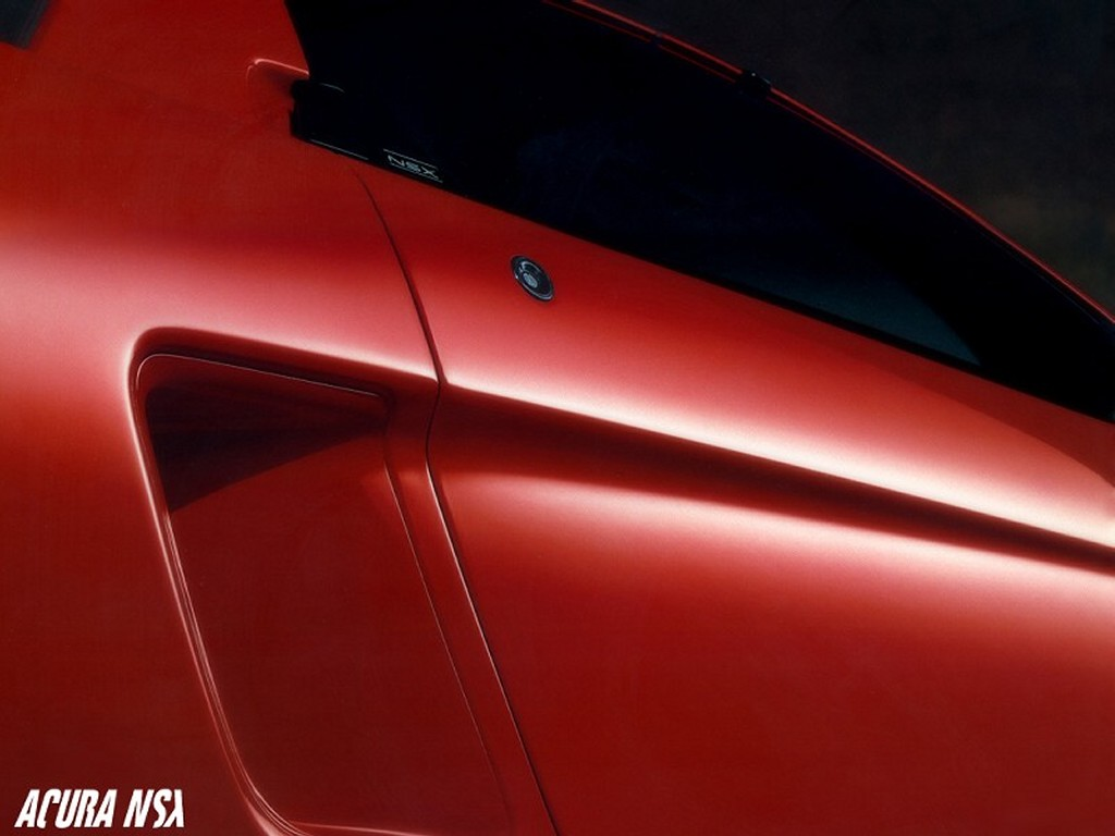 Vehicles Wallpaper: Acura NSX - Detail