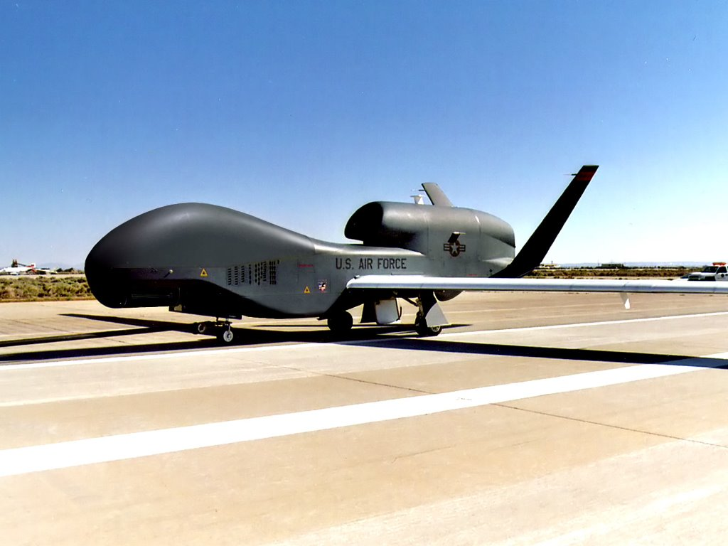Vehicles Wallpaper: Air Drone