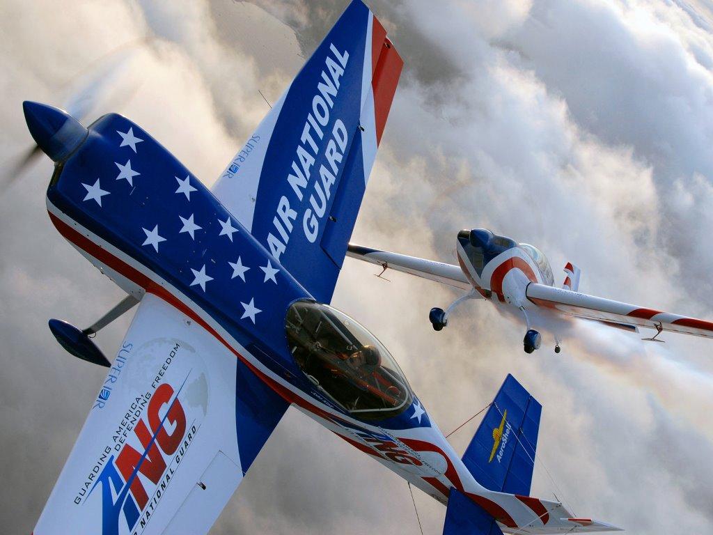 Vehicles Wallpaper: Air National Guard