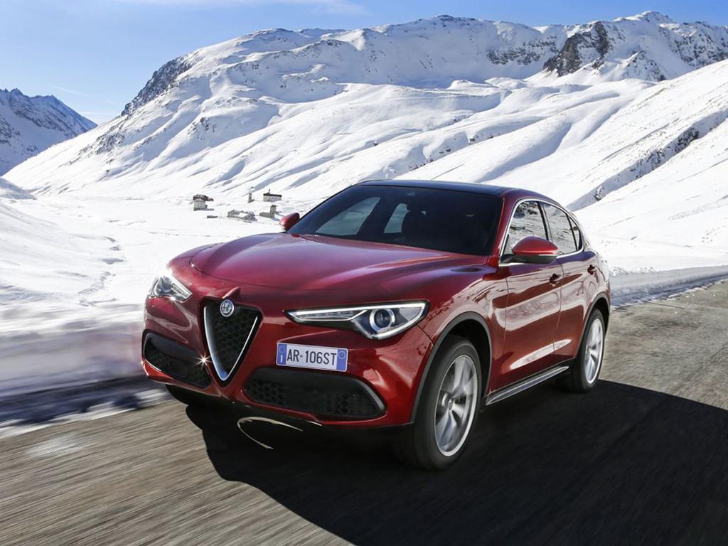 Vehicles Wallpaper: Alfa Romeo Stelvio