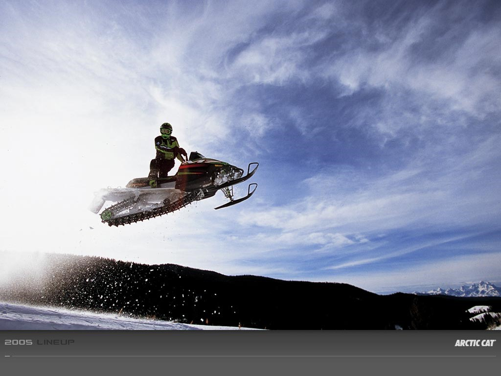 Vehicles Wallpaper: Arctic Cat