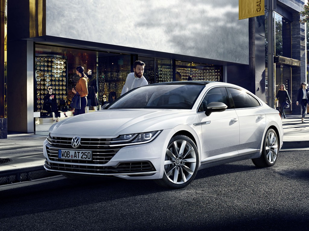 Vehicles Wallpaper: Arteon