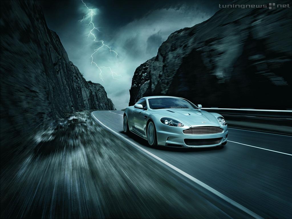 Vehicles Wallpaper: Aston Martin