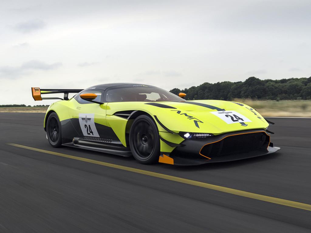 Vehicles Wallpaper: Aston Martin Vulcan AMR Pro