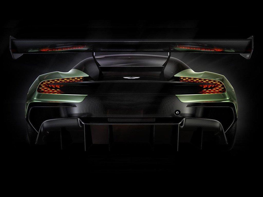 Vehicles Wallpaper: Aston Martin - Vulcan