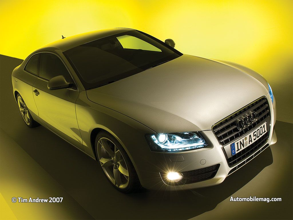 Vehicles Wallpaper: Audi A5